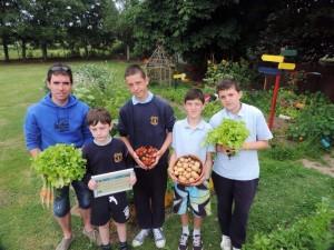 St. Colemans National School Cloyne Garden Committee