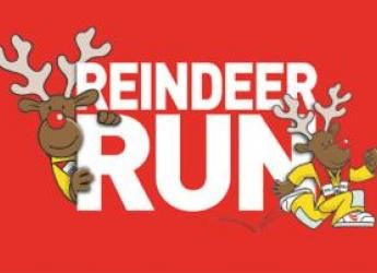 Enlist reindeer run 2014