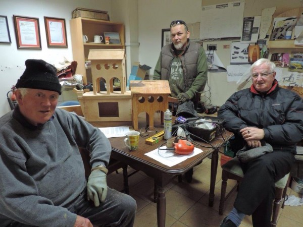 Midleton mens shed