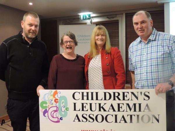 Children's leukaemia association