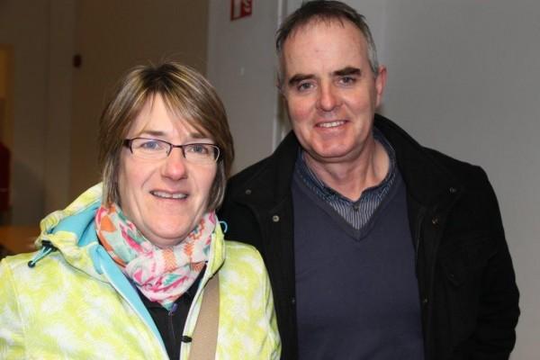 Matrons McCarthy &Liam McLellan