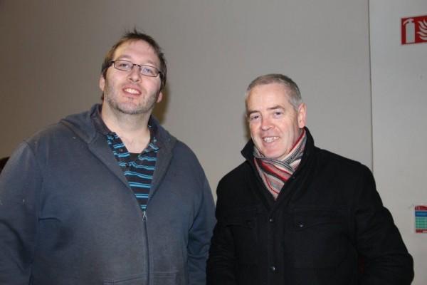 Kevin Keane & Sean Slattery